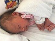 Adéla Uherová se narodila Lucii Hauptmanové z Ústí nad Labem 2. října ve 14.10 hod. Měřila 47 cm, vážila 3,1 kg