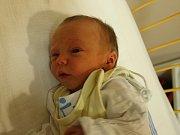 Jakub Jedlička se narodil Andree Veverkové z Litvínova 1. listopadu v 11.18 hod. v ústecké porodnici. Měřil 46 cm a vážil 2,66 kg