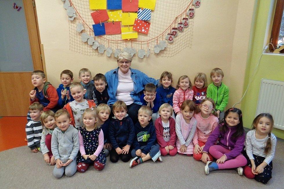 Nancy Naidu s dětmi v ČR