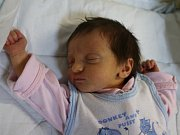 Vendula Strnadová se narodila v ústecké porodnici 11. 2. 2017 (14.24) Lence Kopincové. Měřila 47 cm, vážila 2,36 kg.