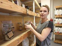 V Ústí nad Labem je nový obchod Špajz pro bezobalový nákup.