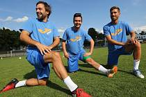 Fotbalisté Ústí v letní přípravě 2019