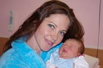 Do rodiny Kocmanů přibyl další chlap. Maminka Miss sympatie a vicemiss pro rok 2002 porodila druhého syna jménem Jan. Maminka a miminko jsou v pořádku.
