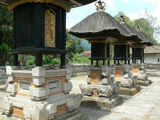 Bali - ostrov bohů.