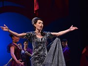 Nastrudování opery Giuditta
