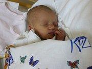 Emma Simon se narodila Štěpánce Vališové a Michalu Simonovi z Teplic 10.ledna v 1.02 hod. v ústecké porodnici. Měřila 47 cm a vážila 2,47 kg