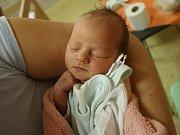 Eliška Burgerová se narodila Lucii Burgerové z Rumburku 2. října v 10.11 hod. v ústecké porodnici. Měřila 43 cm a vážila 2,21 kg.