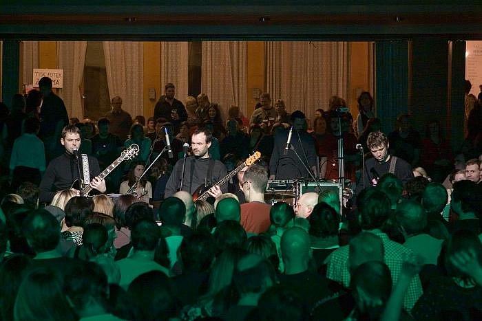 The Boom a jejich energický koncert