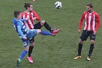 FK Ústí - Viktorie Žižkov, FNL 2020/2021