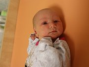 Karolína Hlaváčková se narodila Pavlíně Vebrové z Ústí nad Labem 17.ledna v 0.26 hod. v ústecké porodnici. Měřila 48 cm a vážila 3,15 kg