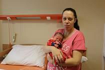 Daniel Tvrzník se narodil Ludmile Hrdličkové ze Rtyně nad Bílinou 24. prosince v 0.27 hodin v Ústí nad Labem. Měřil 55 cm, vážil 3,85 kg. Podle maminky si syn počkal o pět dní déle oproti termínu, takže to bylo trochu nečekané.