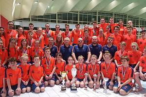 Ústecká akademie plaveckých sportů 2019. Ilustrační foto.