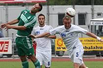 Ústečtí fotbalisté doma před týdnem porazili Karvinou 4:2. V sobotu se v dalším pokračování 2. ligy představí na hřišti šestého Sokolova.