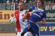 Po pohárovém utkání s pražskou Slavií čeká na tým Army další těžký druholigový duel v Sokolově.