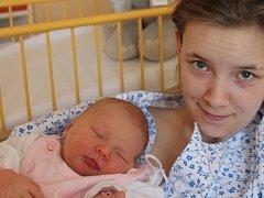 Leona Baučková se narodila v ústecké porodnici 30.3.2015 (18.40) mamince Leoně Krebsové. Měřila 51 cm, vážila 3,13 kg.