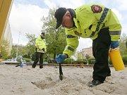 Ústecká městská policie (MP) se stejně jako desítky dalších měst zapojila do celorepublikové akce Jehla.