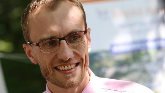 Primář Oddělení sportovní medicíny Masarykovy nemocnice v Ústí nad Labem Pavel Neckař.