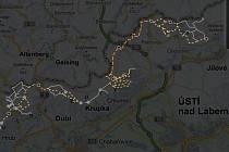 Běžkaři mohou o víkendu vyrazit na hory. Je ovšem dobré zkontrolovat si úpravi tratí na Ski mapě.