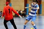 Arma Women Cup - mezinárodní fotbalový turnaj žen v Ústí n/L. Utkání Serkowitzer FSV - FK Ústí n/L (modrobílé.