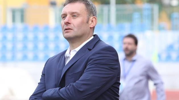 Trenér Svatopluk Habanec se jako soupeř vrátil do Ústí nad Labem.