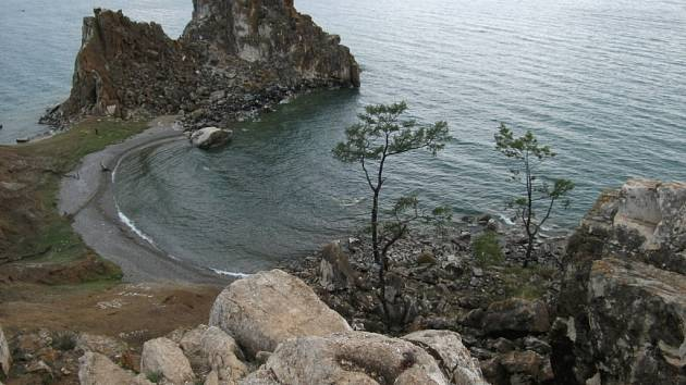 """Perla Sibiře"" a jezero plné podivností."