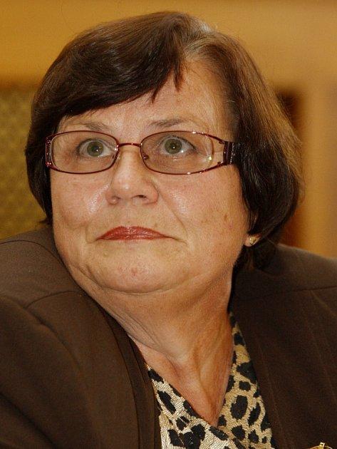 Marie Benešová, 5.na kandidátce ČSSD.