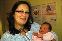 Jasmína Radostová se narodila v ústecké porodnici 27. 10. 2014 (03.36) mamince Monice Radostové. Měřila 51 cm a vážila  3,70 kg.
