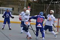 Čekání na výhru neukončili hokejbalisté Elby DDM Ústí ani v severočeském derby s Mostem.