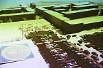 Investor představil nový plán pro Střekov. Supermarket, parkoviště, kavárnu, park i obchůdky.