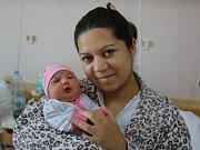 Sofie Poláková se narodila Ivetě Polákové z Ústí nad Labem 23. srpna v 4.40 hod. v ústecké porodnici. Měřila 49 cm a vážila 3,12 kg.