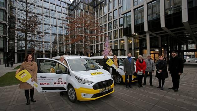 Taxíky Maxíky pomůžou seniorům a handicapovaným i v Ústí nad Labem.
