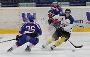 hokej, přátelák, Ústí a Litoměřice
