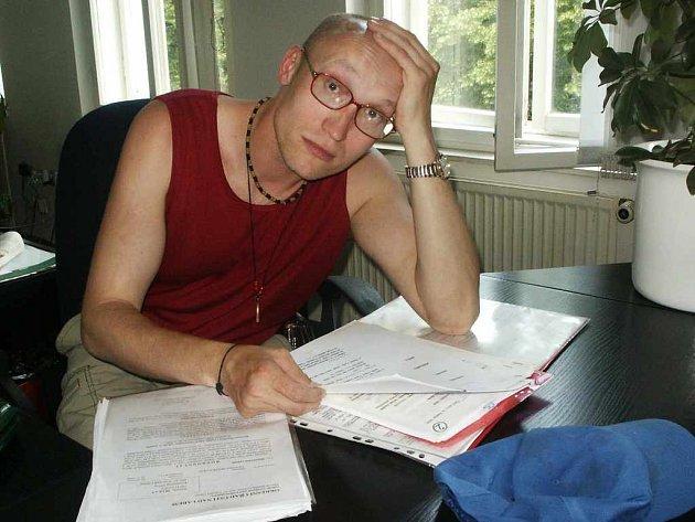 Roman Mikeš je již dvacet let bez odškodnění