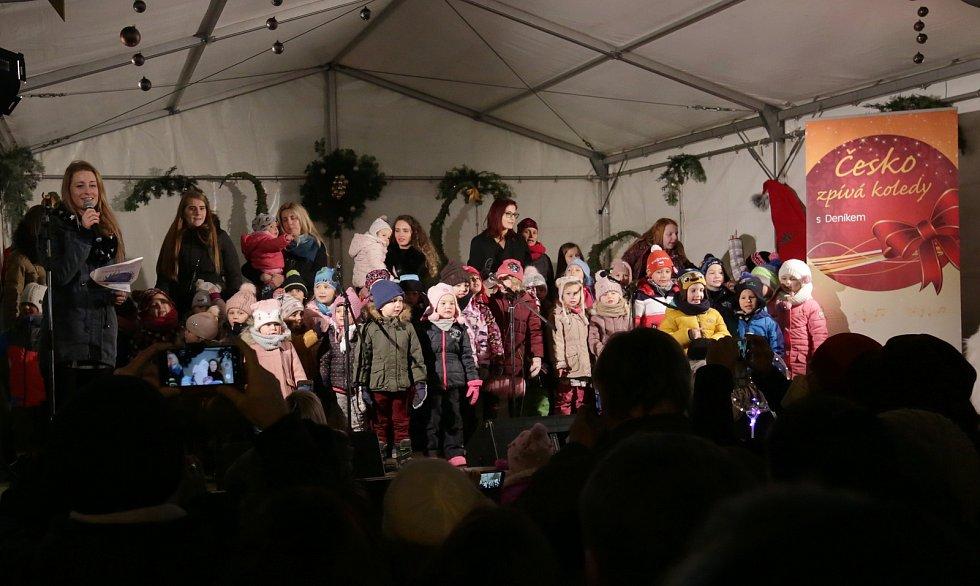 Česko zpívá koledy 2019
