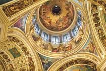Chrám sv. Izáka českého cestovatele ohromil, ač už ve světě viděl mnohé.
