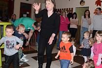 V Doběticích bylo opět veselo, na děti čekal zajímavý program.