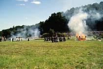 V pátek si připomeneme Oslavy bitvy u Chlumce v minulosti.