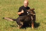 Pes na stopě dovede zloděje až do vězení: Jako v Rumburku
