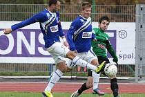 Na fotbalisty Armu čeká v Jablonci odvetný duel domácí pohárové soutěže.