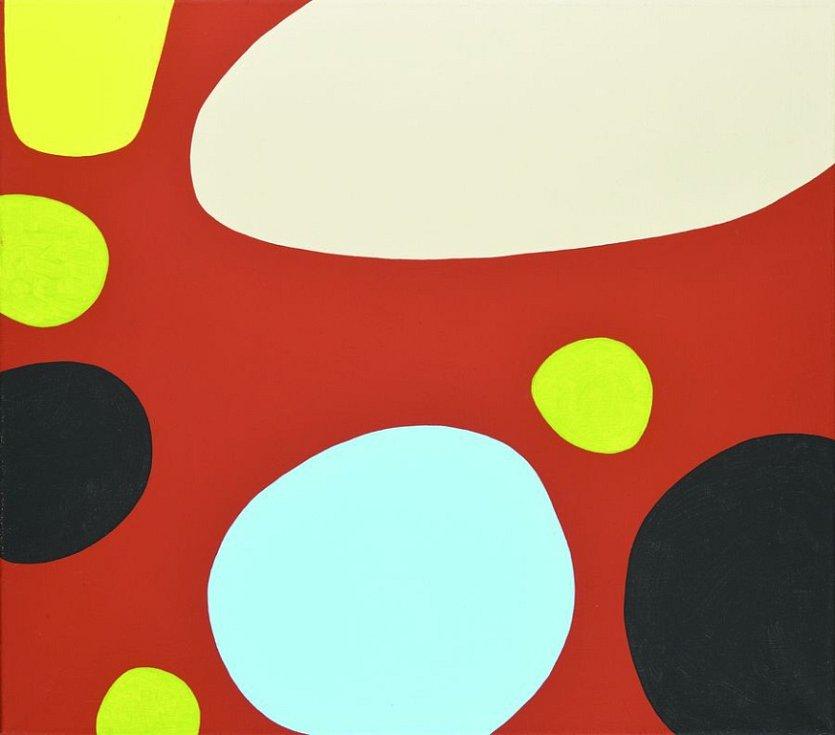 Malby Galerie moderního umění předvádí v cyklu Osobnosti.