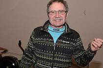 Trenér handicapovaných veslařů Petr Janák.
