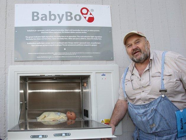Babybox - ilustrační foto
