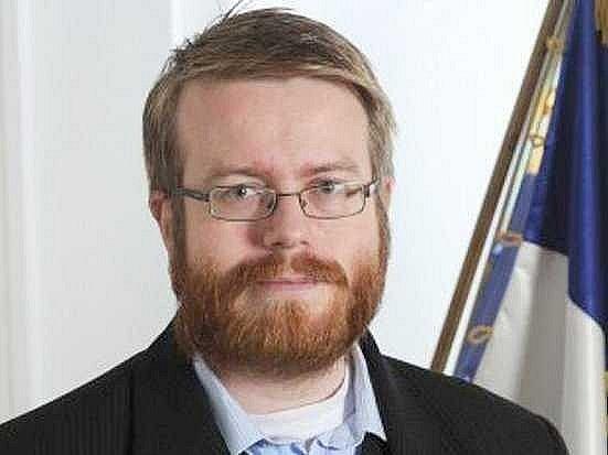 Politolog Michal Pehr