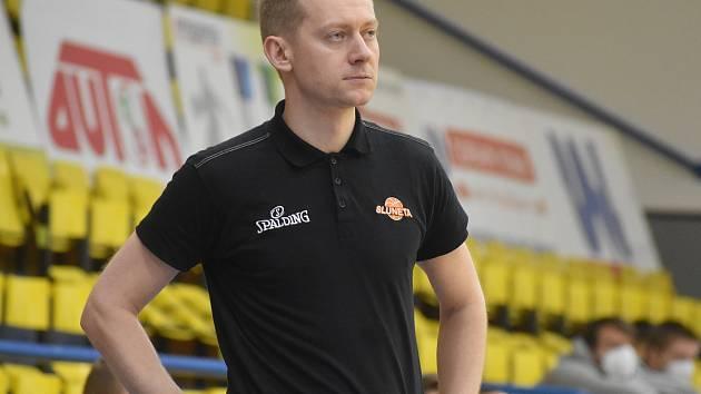 Jan Šotnar, trenér Sluneta Ústí nad Labem