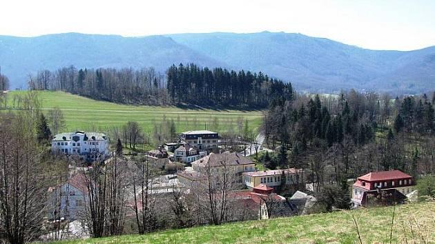 Centrum lázní Libverda