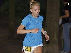 Běžeckého seriálu se účastní i ženy. Ilustrační foto.