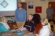 Velmi rušná byla debata o protipovodňových opatřeních, kterou na Střekově uspořádala organizace Člověk v tísni.