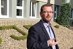 Rektor UJEP Martin Balej.