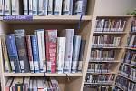 Ilustrační snímek. Knihy v knihovně