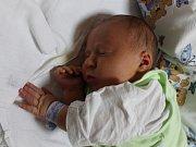 Adam Šikl se narodil 5.12. (9.40) Markétě Horňákové. Měřil 51 cm, vážil 3,91 kg.